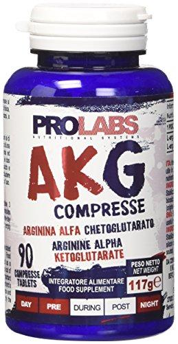 Prolabs Arginina Alfa Chetoglutarato - Barattolo da 90 cpr