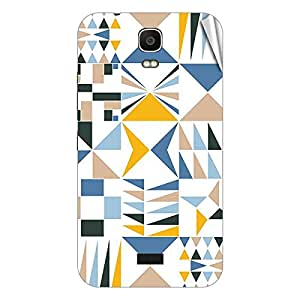 Garmor Designer Mobile Skin Sticker For Huawei Ascend G716 - Mobile Sticker