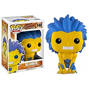 Funko Pop Blanka – Ed. Especial Amarillo – Hyper Fighting (Street Fighter 74) Funko Pop Street Fighter