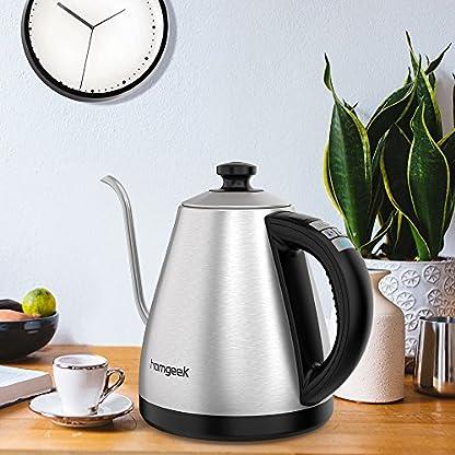 Homgeek-Teekanne-Wasserkocher-Coffee-Drip-Kettle-elektrischer-Wasserkessel-mit-Warmhaltefunktion-Temperatur-einstellbar-and-1-Grad-Genauigkeit-Kessel-mit-Automatischer-Abschaltung-2200W-12-L