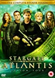 Stargate Atlantis: The Complete Fourth Season [DVD]