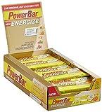Energieriegel Energize mit Magnesium und Natrium – Fitness-Riegel, Kohlenhydrate Riegel mit Hafer, Früchten und Maltodextrin bei erhöhtem Energiebedarf – 25 x 55 g Mango Tropical