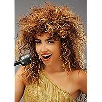 DAMEN 80ER JAHRE 90er Jahre Blond Tina Turner Promi Kostüm