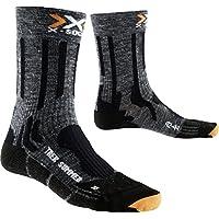 X-Socks Trekking Summer, Calze Uomo, Antracite/Nero, 42/44