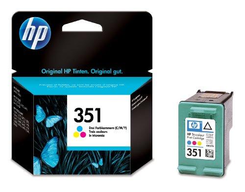 Preisvergleich Produktbild HP 351 dreifarbig Original Tintenpatrone