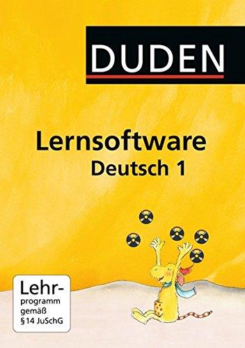 Duden Lernsoftware Deutsch 1
