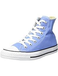 Converse Ctas Hi Pioneer Blue, Sneaker Alte Unisex - Adulto