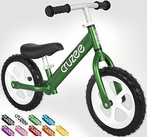Cruzee OvO Balance Bike - 12 (Green) by Cruzee
