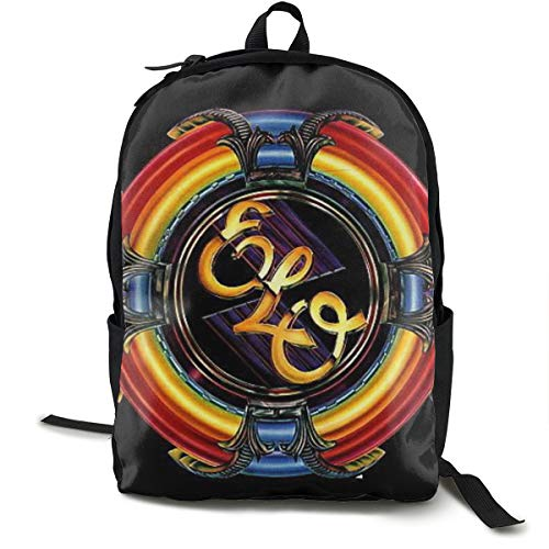 Laptop Backpack 15.6 Inch Fashion School Backpack Logo ELO Casual Daypack for Travel/Business/College/Women/Men/Kids