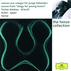 """Henze: Scenes From """"Elegy For Young Lovers"""" - German Version By L. Landgraf With The Collaboration Of W. Schachteli & H.W. Henze - Nimm Platz, mein Kind"""
