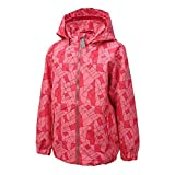 Color Kids. Regen-Jacke Nextor,Air-Flo 5000, Coral Red, 92