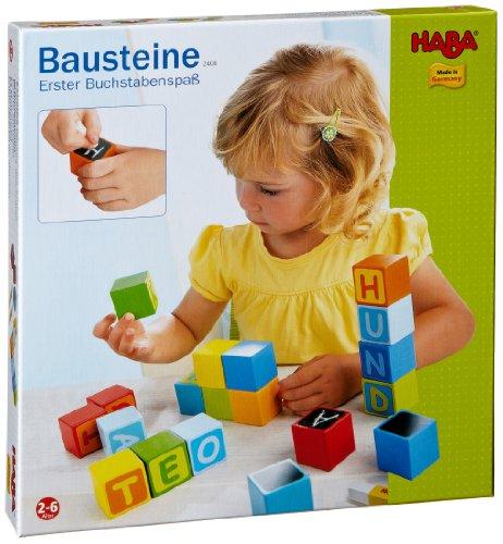 HABA 2408 - Bausteine Erster Buchstabenspaß - 2
