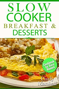 More than 25 awesome breakfast desserts recipes for slow for Slow cooker breakfast recipes for two