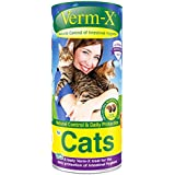 Verm X Herbal Crunchies for Cats (Pack Size: 120g)