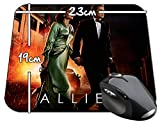 Allied Brad Pitt Marion Cotillard Tapis De Souris Mousepad PC