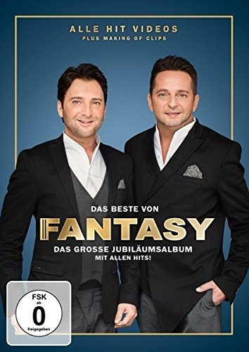 Fantasy - Das Beste von Fantasy - Das große Jubiläumsalbum - Mit allen Hits! (Dvd Mit Musik)
