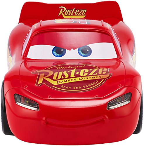 Image of Disney Cars FGN49 Cars 3 Movie Moves Lightning McQueen Vehicle