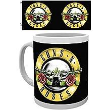 Guns N' Roses - Logo Taza Foto (9 x 8cm)