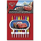 Disney Cars Cake Decorator (9/pkg)