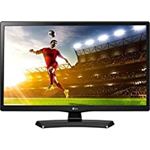 "LG 28MT48S-PZ - Monitor LED de 27.5"" (Wi-Fi, HD Ready), Color Negro"