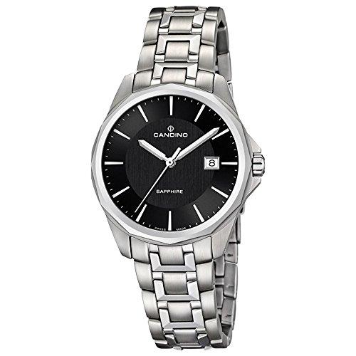 Candino–Orologio unisex–Classic Timeless–Analogico–Quarzo–Acciaio inox–UC4492/7