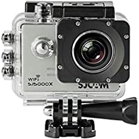 SJCAM SJ5000X Original Elite Sports Action Camera Full HD 4K 1080P 12MP 170¡ã Wide Angle Lens with Sony IMX078 Sensor Gyro Waterproof WiFi HDMI with Free Accessories for Helmet Diving Bicycle Car DVR