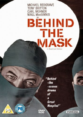Behind the Mask [Region 2] by Michael Redgrave