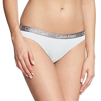Calvin Klein underwear - RADIANT COTTON - BIKINI, Intimo da donna, bianco (white 100), XS