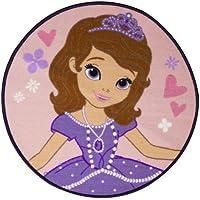 Disney Character World Sofia la première Académie Tapis en Forme