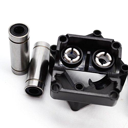 SI3PK-SA3PK-SI4TK-SI4TK-NHS-Rotule-avec-filetage–droite-ou–gauche-Filetage-M3-M4-avec-palier-Delta-Kossel-3D-Printer