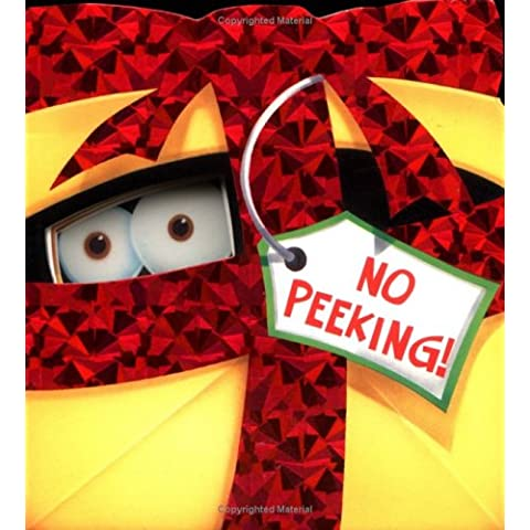 No Peeking! (Christmas Foil Books)