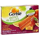 Salée Gerblé Pâtes de Fruits boite de 6 - 162g Prix Unitaire - Envoi Rapide Et Soignée