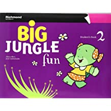 BIG JUNGLE FUN 2 STUDENT'S PACK - 9788466813181