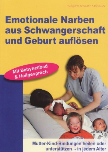 Emotionale Narben aus Schwangerschaft und Geburt auflösen: Mutter-Kind-Bindungen heilen oder unterstützen - in jedem Alter