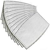 Filtro para mascarillas - 5 capas (20 unidades)