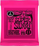 Ernie Ball 3223 Super Slinky Electric Guitar Strings (Pack of 3 Sets)