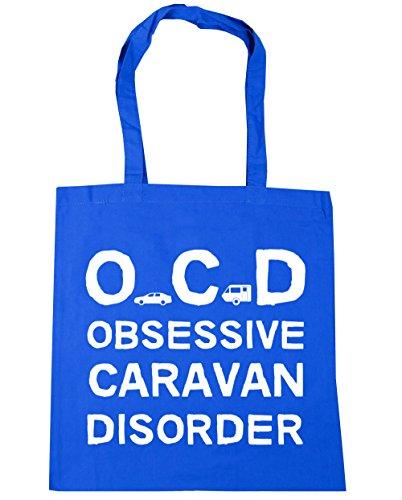 HippoWarehouse OCD Obsessive caravan discorder Tote for sale  Delivered anywhere in UK