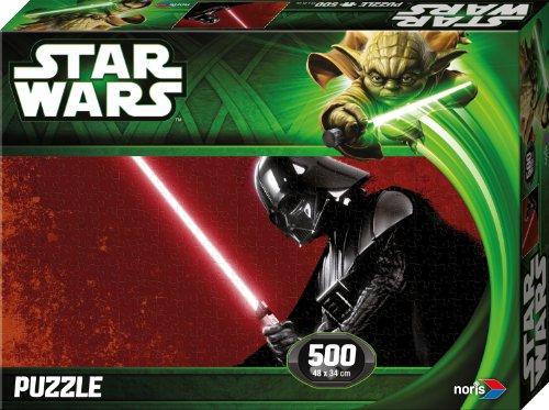 ar Wars Darth Vader Puzzle Episode 2 & 3, 500 Teile ()