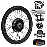 "Vogvigo 26""48V 1500W Rear Wheel Electric Bicycle Motor Conversion Kit E-bike Cycling Hub"