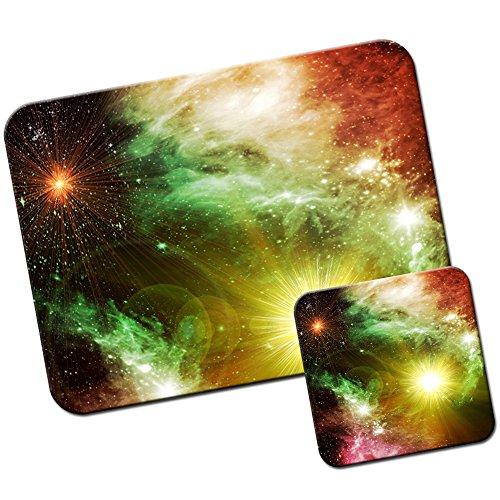 space-exploration-mouse-mat-pad-e-set-di-sottobicchieri-stars-of-a-planet
