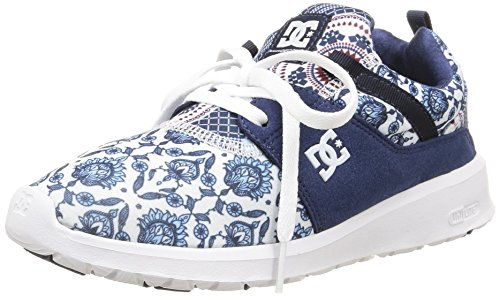 DC Shoes Heathrow Se J, Baskets Basses femme