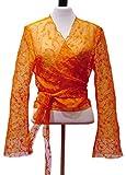 Schnittquelle Damen-Schnittmuster: Wickelbluse Dover (Gr.42) - Einzelgrößenschnittmuster verfügbar von 36 - 46