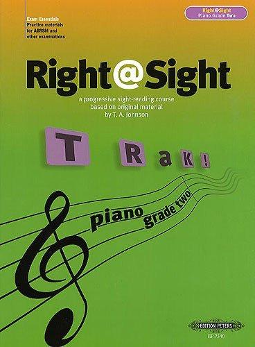 RIGHT@SIGHT   PIANO GRADE 2   PARTITURAS