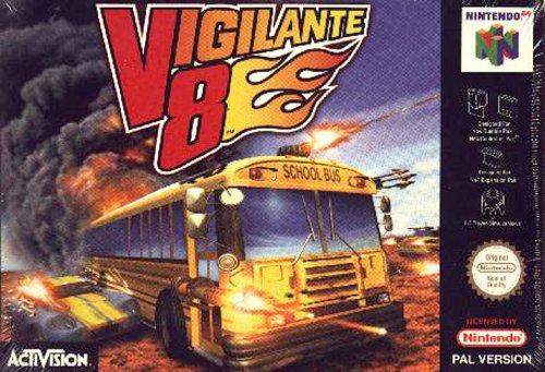 Vigilante 8 - N64