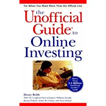 The Unoffical Guide TM to Online Investing (Unofficial Guides)