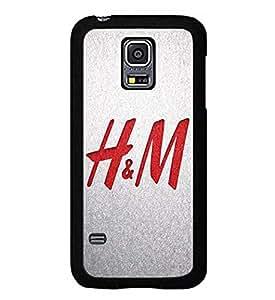 Samsung Galaxy S5 Mini Coque / Etui, H&M Slim Snap on Protecteur Plastique Coque / Etui pour S5 Mini
