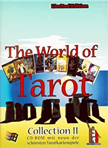 The World of Tarot. Collection 2. CD- ROM für Windows 3.1/95/ NT. Neun der schönsten Tarotspiele