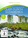 Fernweh Collection - Quer durch Südamerika [6 DVDs]