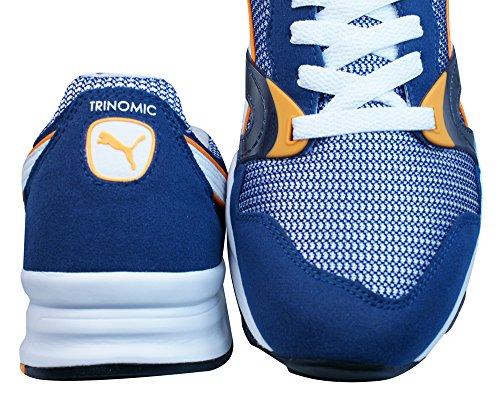 Uomo Più Multicolor Sneakers Blu Trinomic Bianco Basse 1 Puma Xt q6Zw00