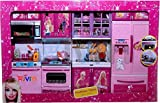 Best Barbie Kitchen Playsets - Amazing Mall Dream House Kitchen Set for Kids Review